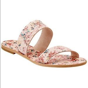 Bannerly Sandal in Pink. - size 7.5 (also in 10,6,6.5,7,8,8.5,9,9.5) Joie